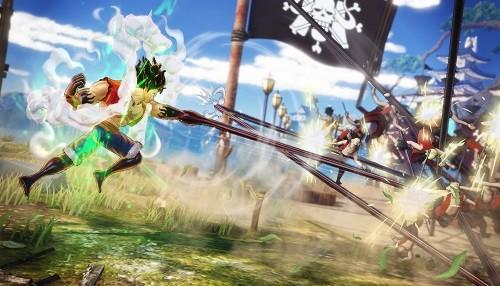 Echa un vistazo a tus personajes favoritos de One Piece en el Trailer de Orquesta de One Piece Pirate Warriors 4