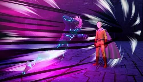 ¡Saitama literalmente derrota a tus oponentes con un solo golpe en One Punch Man: A Hero Nobody Knows!