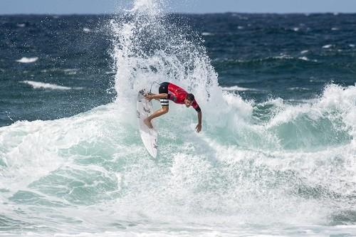 Épica batalla de Correa por el tercer lugar en Australia