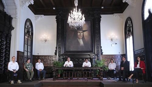 Presidente Vizcarra anunció inmovilización obligatoria y habilitación de Villa Deportiva para atender casos de coronavirus