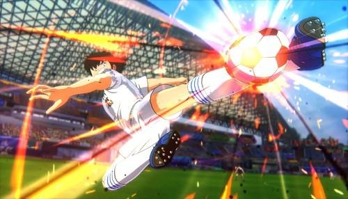Un nuevo héroe emerge en Captain Tsubasa: Rise of New Champions