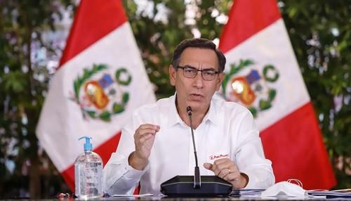 Gobierno amplía el Estado de Emergencia hasta el domingo 26 de abril a nivel nacional