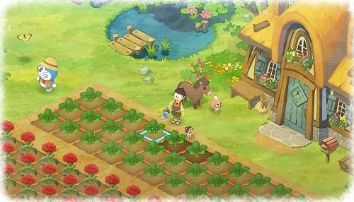 Doraemon  Story of Seasons llega a PlayStation 4 el 4 de septiembre