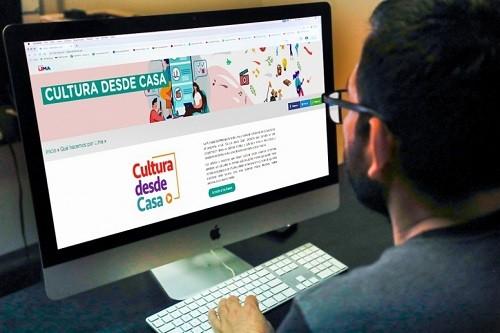 Cultura desde casa: Municipalidad de Lima anuncia proyectos seleccionados