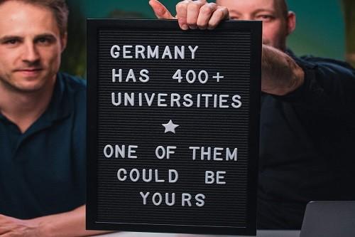 Excelentes noticas para estudiantes peruanos en Alemania
