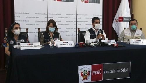 Perú aumentó camas UCI para atención de pacientes Covid-19