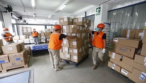 Minsa envió más de 219 mil unidades de Equipos de Protección Personal e insumos médicos a seis regiones