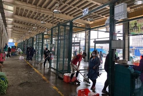 Mercado Mayorista de Santa Anita: Municipalidad de Lima reabre uno y cierra tres pabellones temporalmente