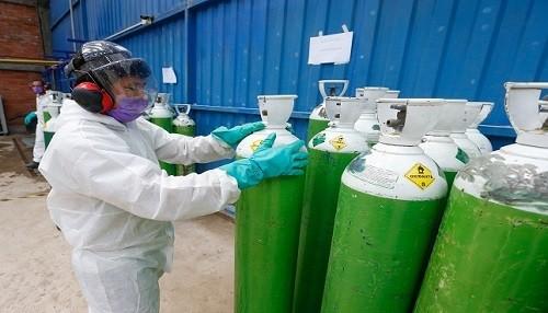 Minsa crea grupo de trabajo que monitoreará abastecimiento de oxígeno en establecimientos para pacientes Covid-19