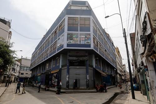 Comunicado a comerciantes de conglomerados del Cercado De Lima