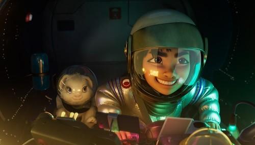 Más allá de la luna se estrena en Netflix  este  2020