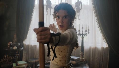 Enola Holmes llega a Netflix en Septiembre