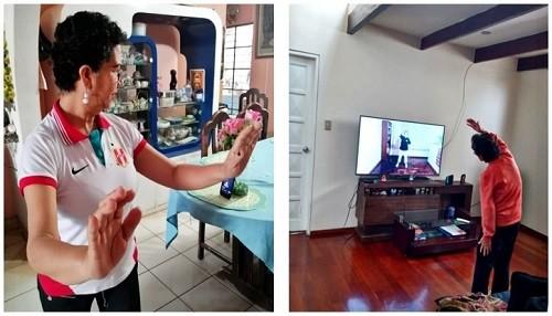 Municipalidad de Lima ofrece clases virtuales de taichí para adultos mayores