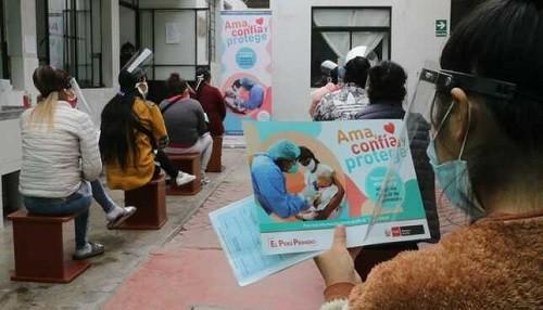 Minsa vacunará a la población vulnerable de los establecimientos penitenciarios de todo el país