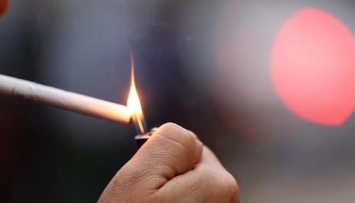 7 de cada 100 estudiantes de 13 a 15 años de edad en el país, consumen tabaco