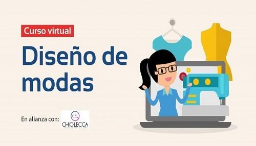 Municipalidad De Lima y Chio Lecca lanzan curso virtual de diseño de modas