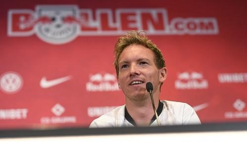 Entrevista al DT del RB Leipzig, Julian Nagelsmann