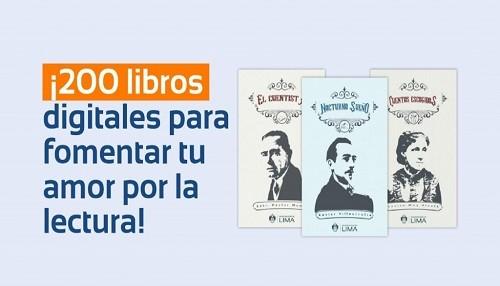 Lima Lee: más de 200 libros digitales para disfrutar en familia
