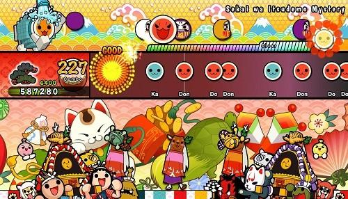 Taiko No Tatsujin: Rhythmic Adventure Pack llevará a los jugadores de Nintendo Switch en una Aventura RPG única