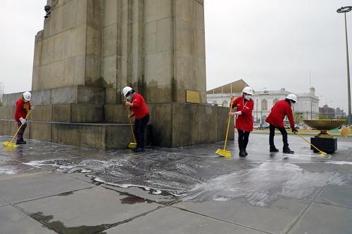 500 vecinos acceden a empleos temporales gracias a Municipalidad de Lima y Programa Trabaja Perú
