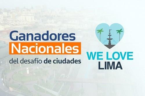 Lima es elegida ganadora nacional en el desafío de ciudades del WWF