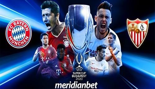 ¡Se juega la final de la Supercopa de Europa!