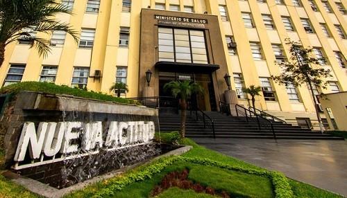 Minsa: Casos confirmados por coronavirus Covid-19 ascienden a 821 564 en el Perú