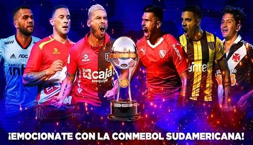 La Copa Sudamericana está de regreso