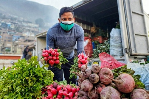 Mercado Mayorista Móvil de la MML está de vuelta y llegará este viernes 30 a Villa El Salvador