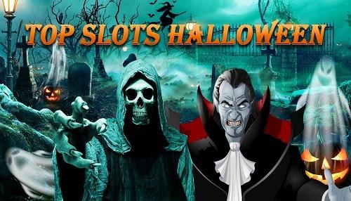 Los mejores juegos de Casino inspirados en Halloween