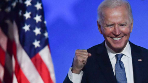 Joe Bien será el próximo presidente de los Estados Unidos