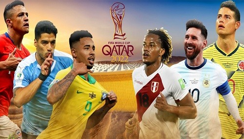 Se juega la tercera fecha de las Eliminatorias Sudamericanas