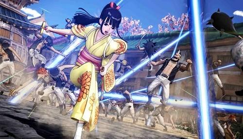 El legendario samurai Okiku se unirá al elenco de One Piece: Pirate Warriors 4 en el Pase de Personajes 3