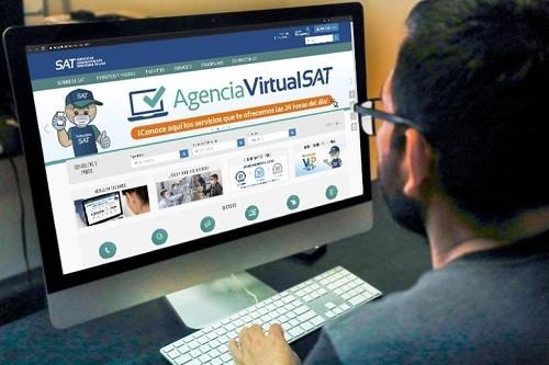 Agencia Virtual SAT: Realiza tus trámites en línea las 24 horas del día