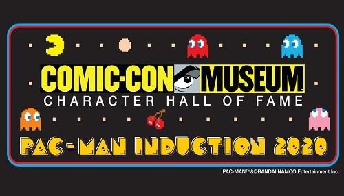 PAC-MAN, la super estrella original del videojuego, será introducida al Salón de la Fama de los Personajes del Museo Comic-Con