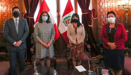Premier Violeta Bermúdez: Gabinete Ministerial se presentará el 3 y 4 de diciembre en el Congreso