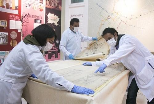 MML y Colegio de Arquitectos del Perú firman convenio para la recuperación del Centro Histórico de la Ciudad