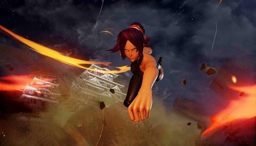 Yoruichi llegará a Jump Force a principios de 2021
