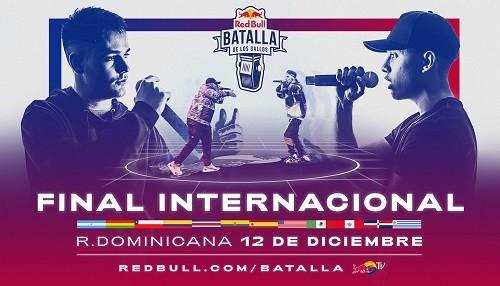 Se acerca la final internacional de Red Bull Batalla de los Gallos - El escenario virtual está listo