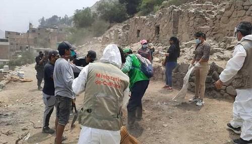 Semana de la Defensa del Patrimonio Cultural 2020 fomentó que la sociedad civil se involucre en la preservación de bienes culturales