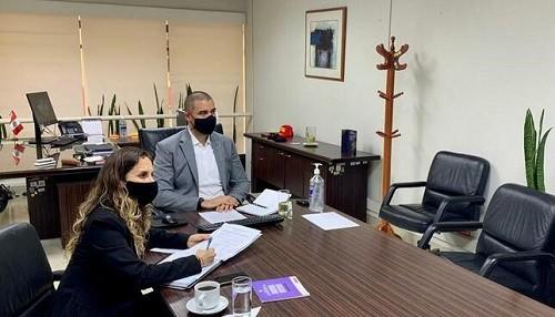 Mininter y MIMP coordinan fortalecimiento de acciones para prevenir y atender casos de violencia hacia la mujer