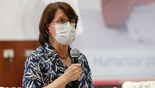 Ministra Mazzetti: Se analizarán nuevas medidas ante mutación del coronavirus en el Reino Unido