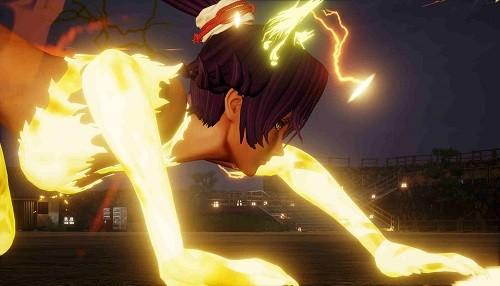 Primer tráiler de gameplay de Yoruichi en Jump Force revelado