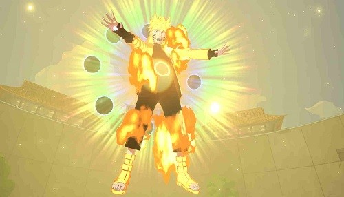 Naruto Uzumaki (Última Batalla) le da un toque sanador a Naruto To Boruto: Shinobi Striker
