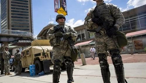 Una docena de miembros de la Guardia Nacional separados de los que garantizarán la seguridad en la asunción de mando de Joe Biden