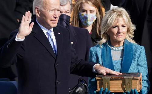 Joe Biden asumió el cargo de Presidente de los Estados Unidos