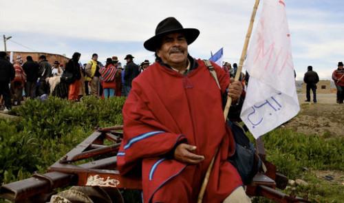 Falleció el líder indigena boliviano Felipe Quispe