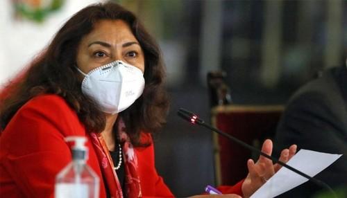 Violeta Bermúdez: Si se adopta la cuarenta para encarar la segunda ola de la Covid-19, está será será focalizado por regiones