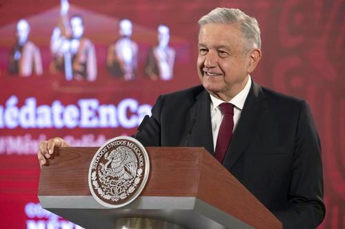 Andrés Manuel López Obrador da positivo al test de la Covid-19