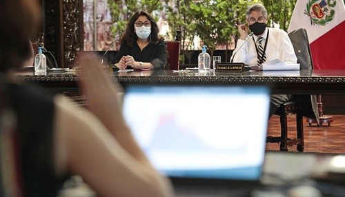 Se convocó a Consejo de Ministros extraordinario para afinar acciones de respuesta frente a la pandemia